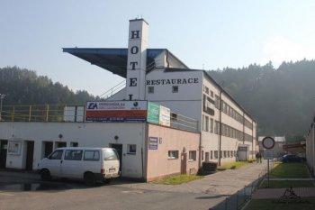 Hotel Stadion TJ Rožnov - hlavní foto